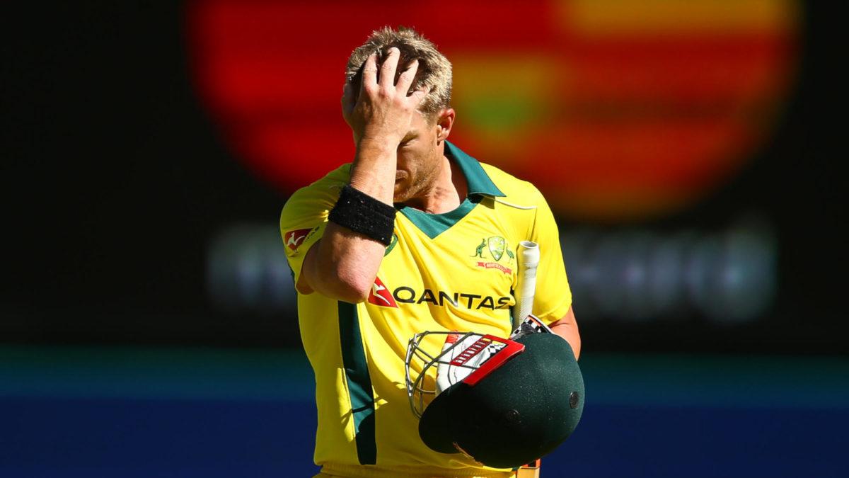 David Warner fails again against Tasmania