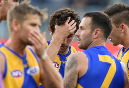 Reliving the inexplicable, mesmerising end of Andrew Gaff's season