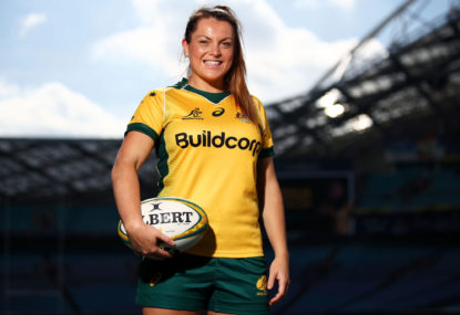 Australia and NZ drawn in the same Women's RWC pool