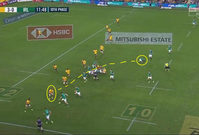 michael hooper defensive reload