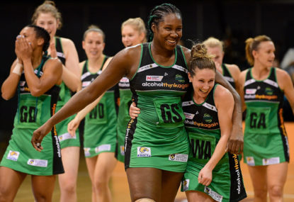 West Coast Fever season preview