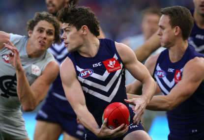 Dockers not panicking despite derby hiding