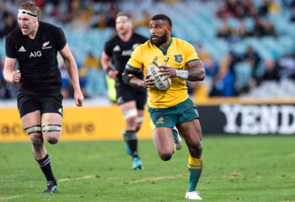Do the Wallabies have reason to be cheerful from Bledisloe 3?