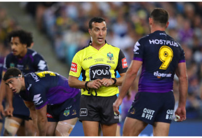 NRL make raft of major rule changes for 2020 season