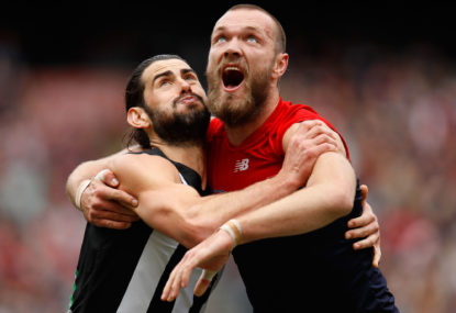 The top 50 AFL players of 2018