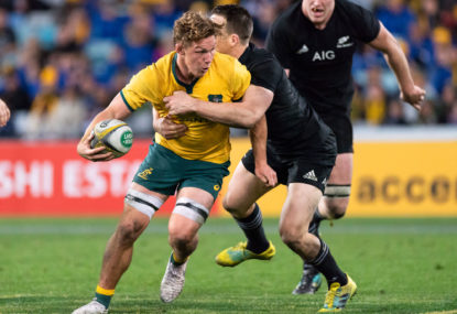 WATCH: Video match highlights from All Blacks vs Wallabies Bledisloe Cup Game 2