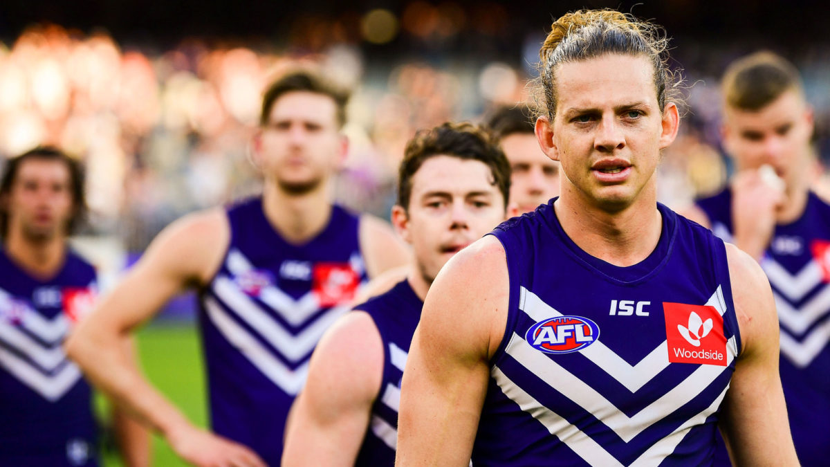 Brownlow Medal most votes at each club 2018