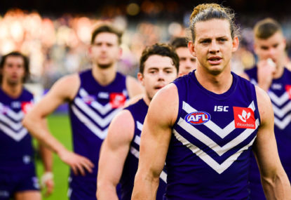 Fremantle in finals? I was wrong, but I wasn't completely wrong
