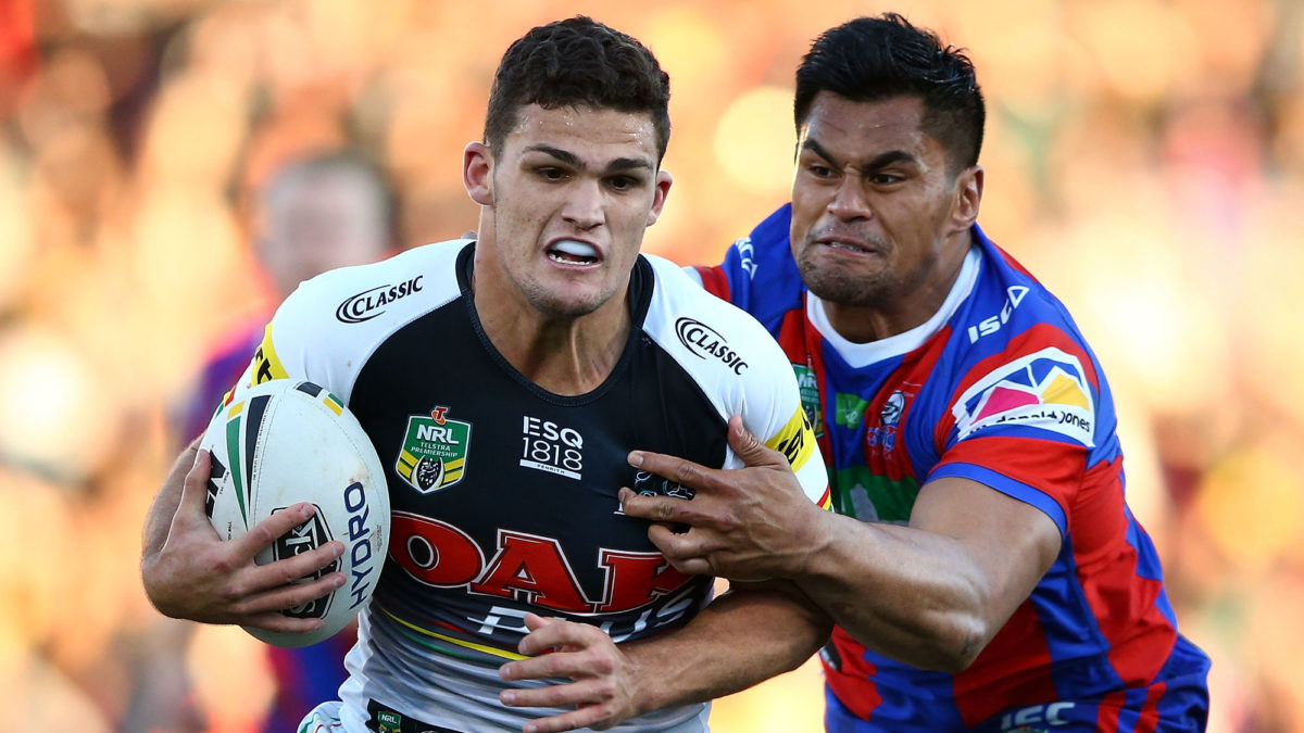 The NRL run home: Who makes the eight?