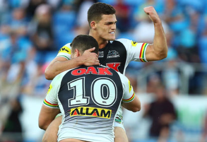 Cronulla Sharks vs Penrith Panthers: NRL live scores