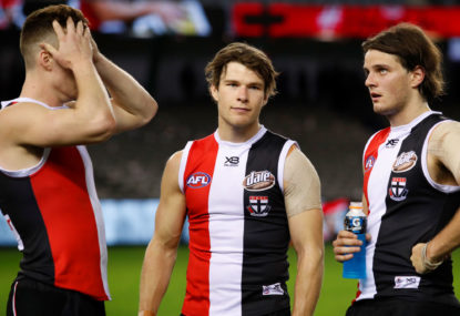 Scattergun signings and 'safe bet' drafting will get St Kilda nowhere