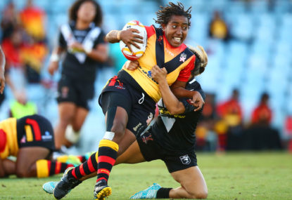 Samoa vs Papua New Guinea: International rugby league live scores, blog