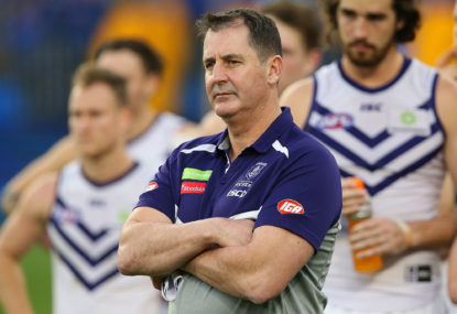 Where to from here for Freo? A supporter's view