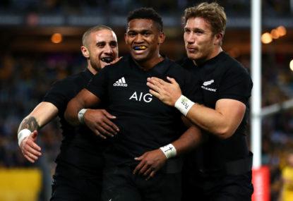 All Blacks vs Springboks: Rugby Championship live scores, blog