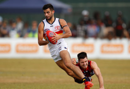 Wayne Milera: From fringe forward to dashing defender