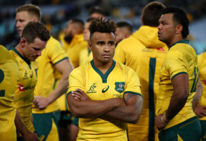 The Wallabies and Australian rugby both need to change