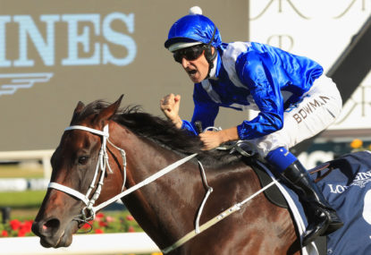 Winx must win on Saturday, being beaten is unthinkable