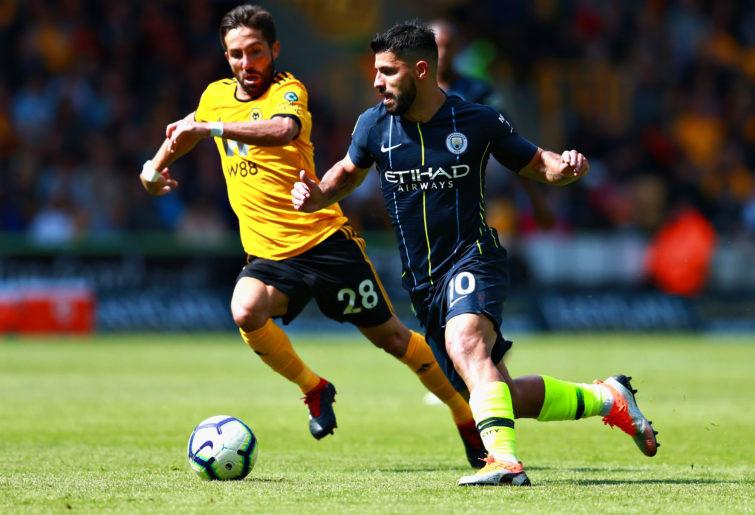 Wolverhampton Manchester City