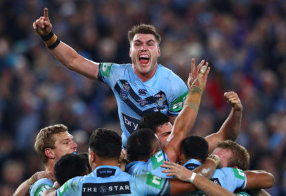 Could Origin eventually use a dedicated set of players and not share them with the NRL?