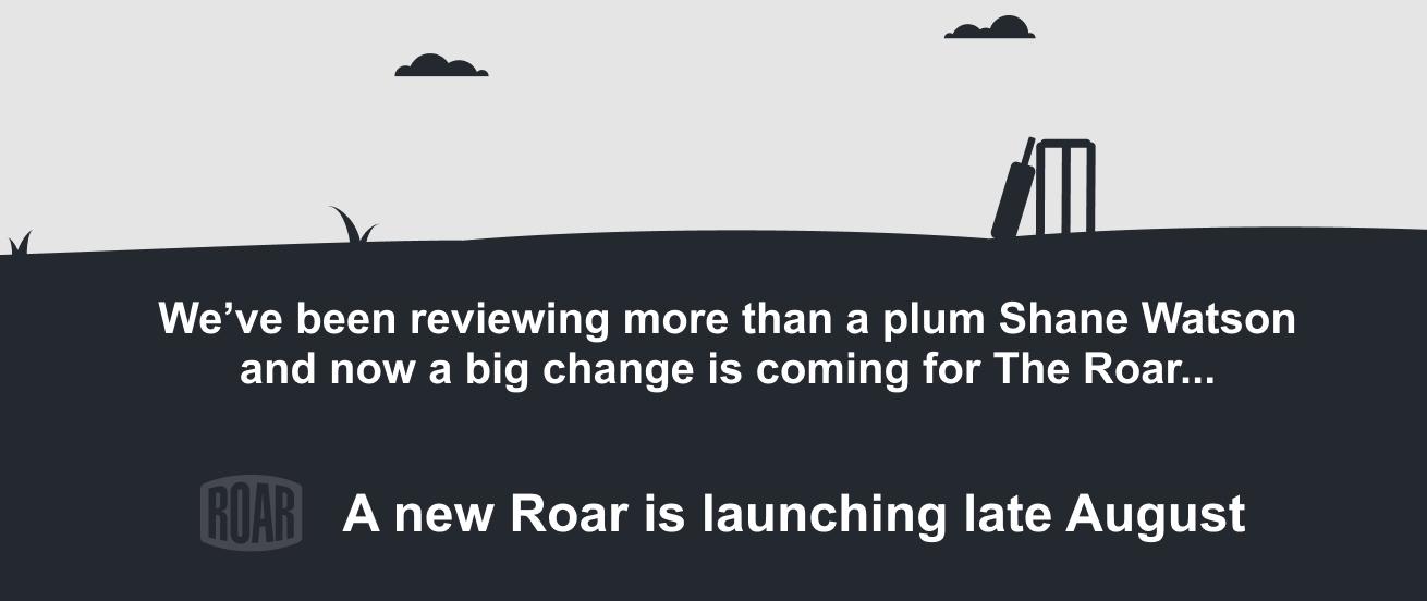 Rebuild announcement