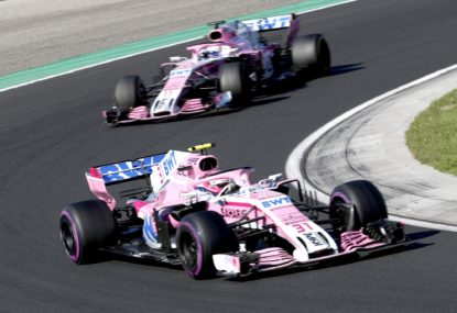Are we really turning our back on Esteban Ocon over one mistake?