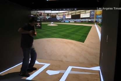 What it's like to face a 145 kph pitch in baseball