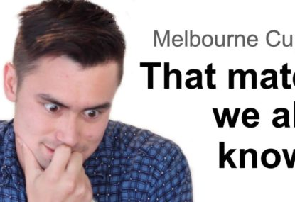 Melbourne Cup: That mate that we all know