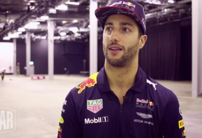 What changes Daniel Ricciardo would make to F1