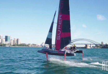 How to craft the perfect machine for the Twenty20 of sailing