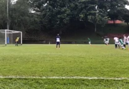 Spot kick save pointless after UNBELIEVABLE own goal mistake