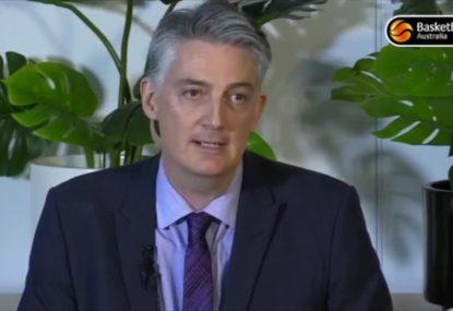 Basketball Australia CEO responds to brawl