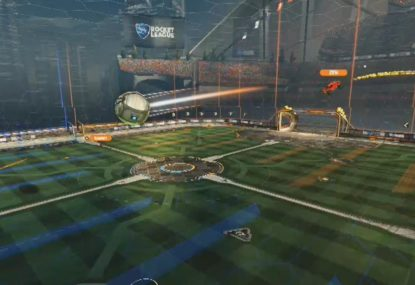 BAM! One of the fastest goals in Rocket League to equalise