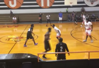 Kevin Durant clone produces scintillating 58-point game