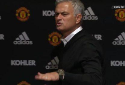 Manic Mourinho makes me mad