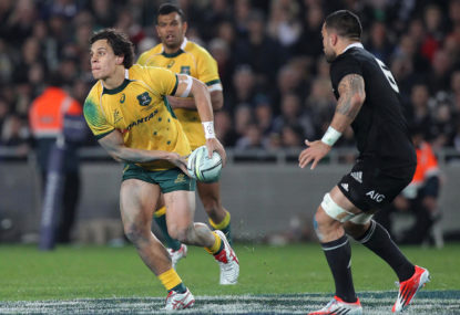 Wallabies get Bledisloe boost with Matt Toomua headed back to Australian rugby