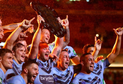Origin's great shift: How New South Wales ended Queensland's dynasty to start an empire of their own