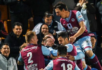 APIA Leichhardt stun the Victory in a raucous Cupset