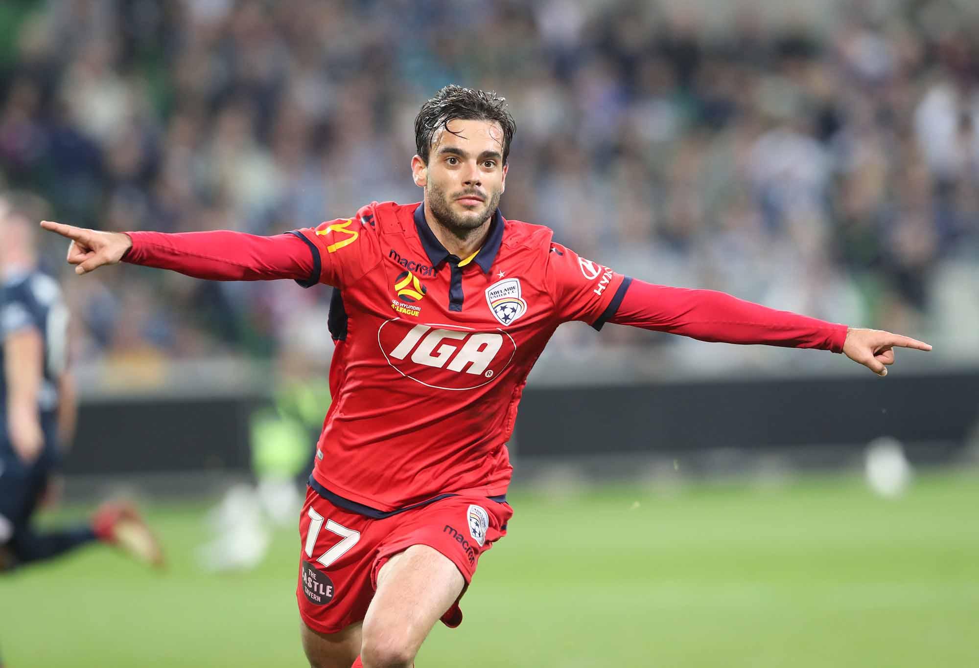 Nikola Mileusnic for Adelaide United