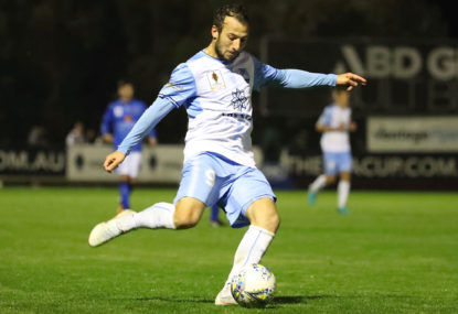 Sydney's new marquee man impressed by A-League standard