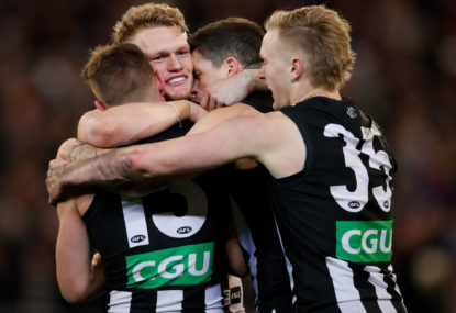 The case for Collingwood