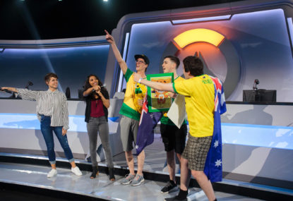 The greatest achievement by an Australian national team this year has been in esports - and it happened yesterday