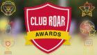CLUB ROAR AWARDS: ROUND 4 WINNERS ANNOUNCED!