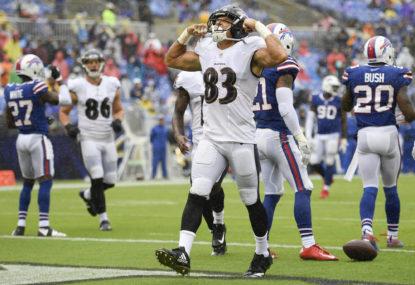 Cincinnati Bengals vs Baltimore Ravens: NFL live scores, blog