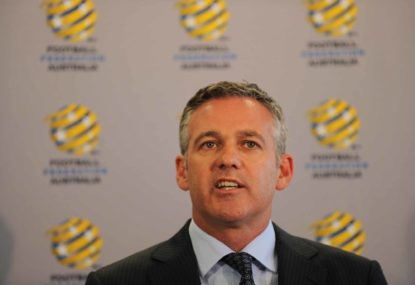 FIFA issues FFA final warning on governance changes