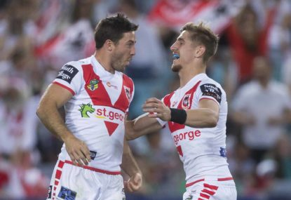 Dragons look for NRL premiership in 2019