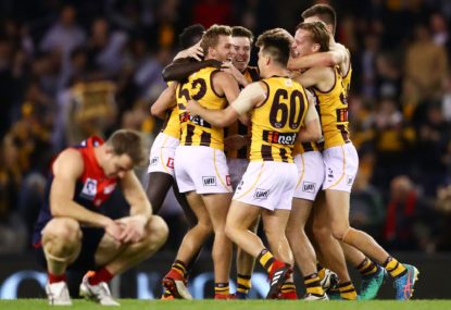 Box Hill come from behind to defeat Demons in VFL Grand Final