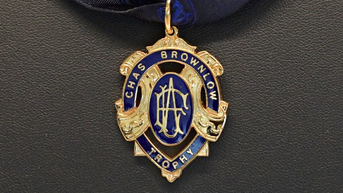 brownlow medal 2018 - photo #28