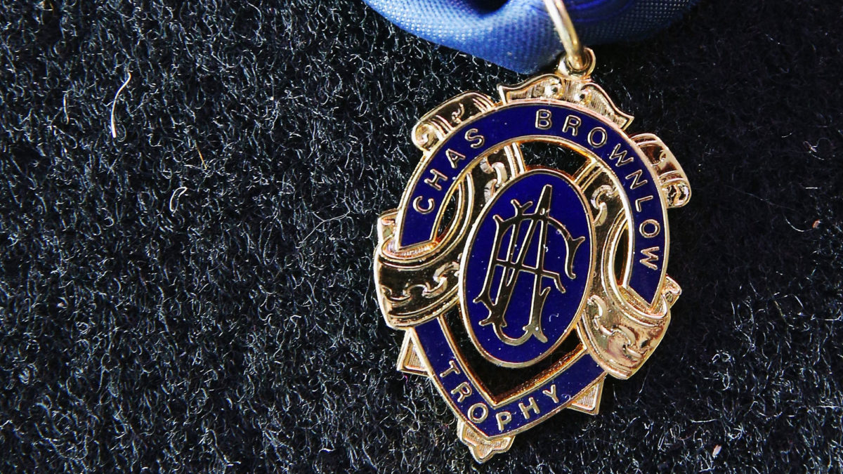 brownlow medal 2018 - photo #18