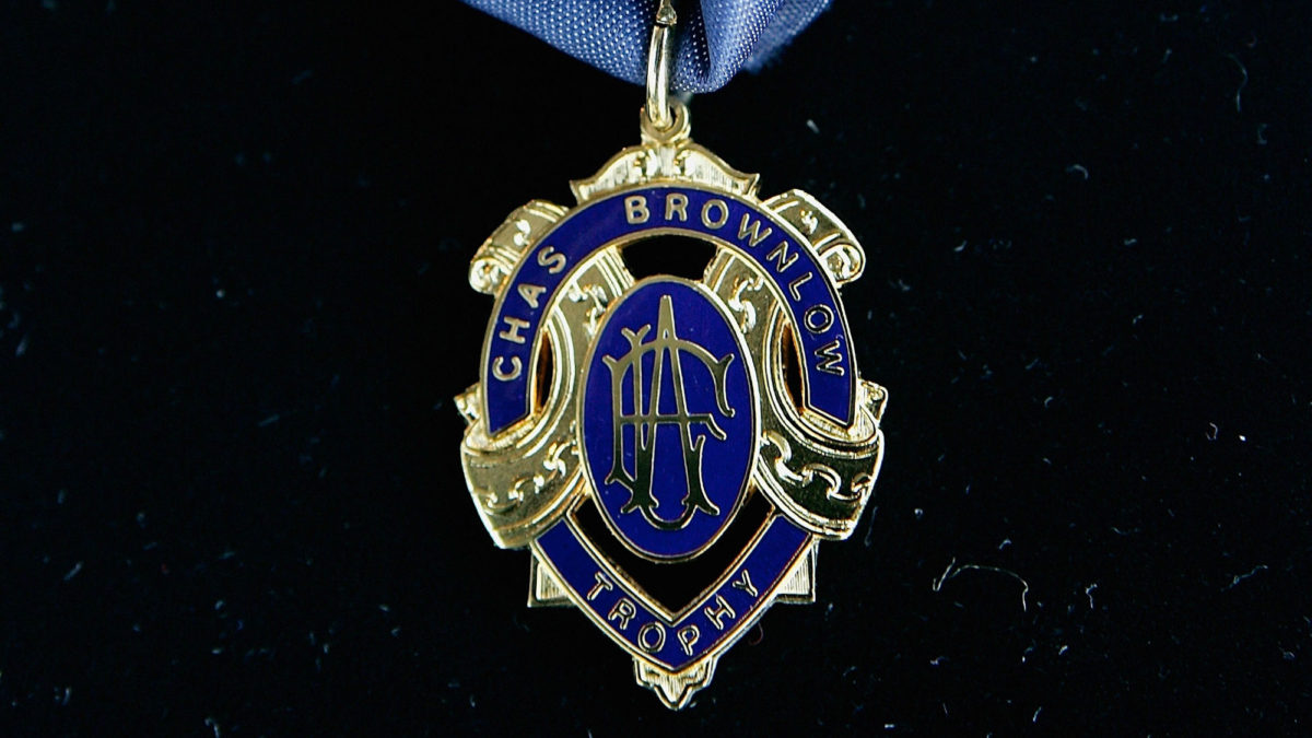 brownlow medal 2018 - photo #25