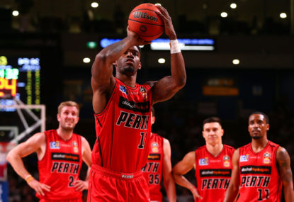 Perth one win away from NBL title after gritty triumph over Melbourne
